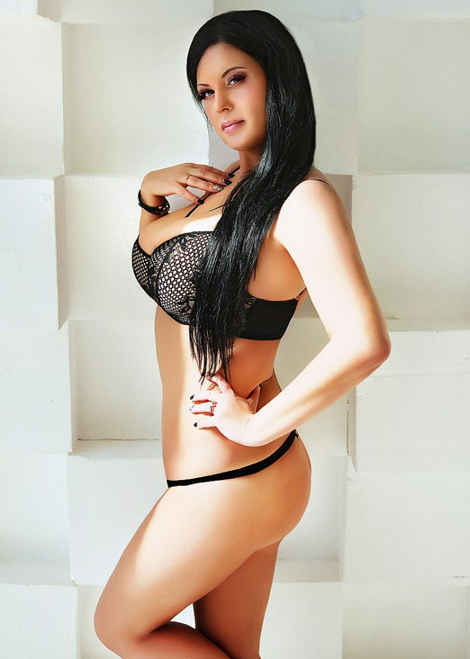 Emanuela - Mexico City Escort